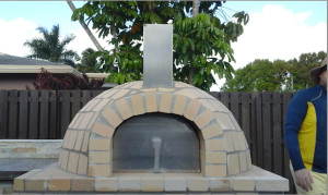 Deep pocket pizza oven – Miami stone installer (Brick is the New Black … Brick is 'IN'  )
