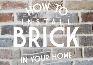 How-to-install-brick-veneer-in-your-home