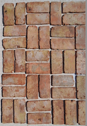 Old Chicago brick Tile - Ref. Antique - Miami stone Installer