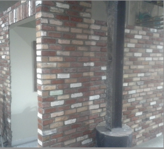 Old Chicago brick veneers - Brick siding
