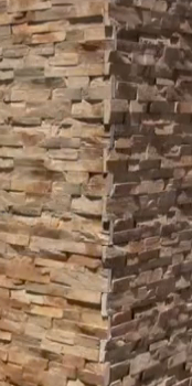 Wall siding - stone veneers