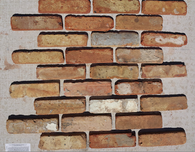 Chicago brick veneer - Antique - Miami stone installer