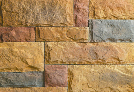 Cast Stone 10 - Cultured Manufactured Stone Veneer Wall Siding - European Limestone - Manchester 16 discount stones