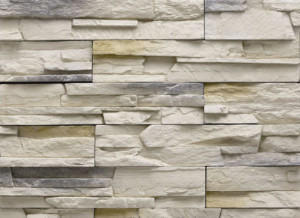 Cultured Manufactured Stone Veneer Wall Siding – Stackstone – White Ridge 9 Discount stones (CULTURED MANUFACTURED STONE)
