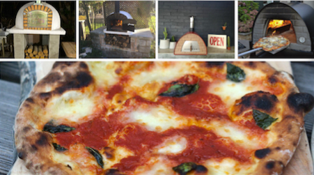 portuguese wood fired brick pizza oven 4