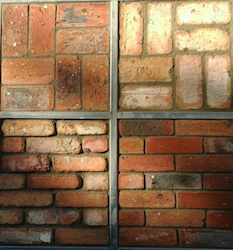 Reclaimed Historical Chicago Brick Veneer Amp Tile In Miami