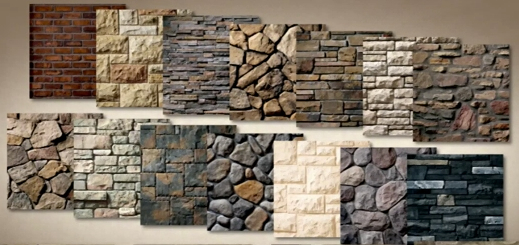 Cultured stone veneers endless design possibilities for How to install stone veneer over exterior brick